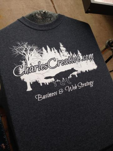 Charles Creative T Shirt by Thread or Alive