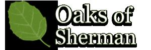 Oaks of Sherman Logo